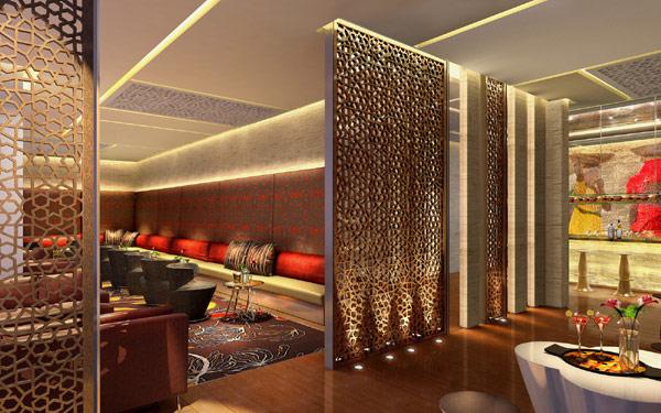 Hogares Frescos: Nuevo Hotel Kempinski con Patrones Tradicionales de ...