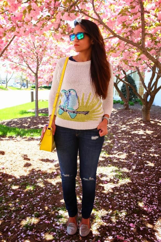 Easy Spring Look, Tanvii.com