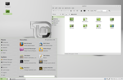 linux mint 14 mate