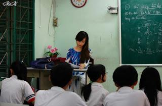 Co giao dep nhat viet nam 010 Chân dung cô giáo đẹp nhất Việt Nam