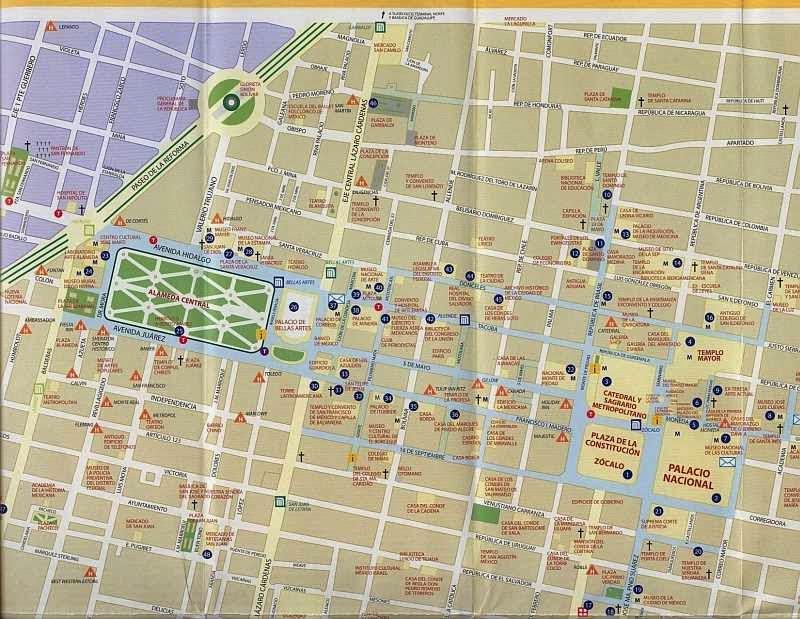 map of mexico city mexico maps of mexico city free printable maps map of mexico city mexico maps of mexico city free printable maps