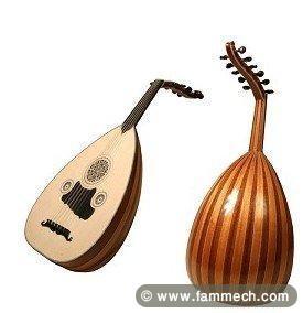 Culture et patrimoine de tunisie en images mohamed hamdane instruments - Photo d instrument de musique ...