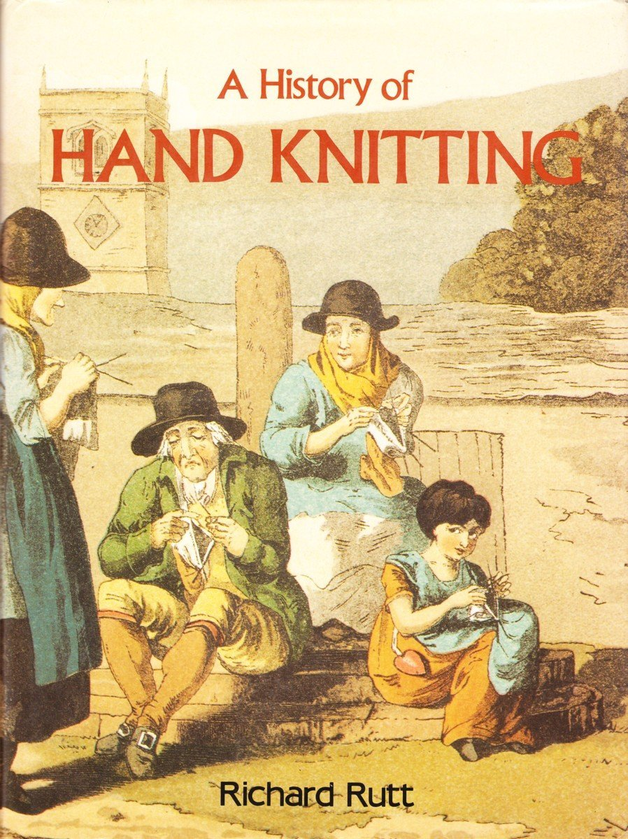 The Knitting Needle and the Damage Done: Victorian knitting