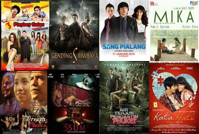 Film Indonesia Terbaru 2013