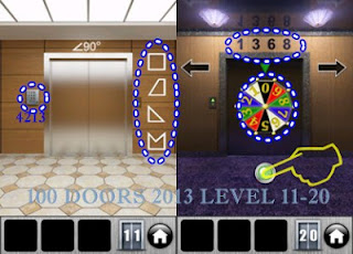 100 Floors Level 19 Solution