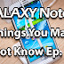 Galaxy Note 2 Things You May Not Know Episode 5: Multi Window, Camera Sound, Samsung Earphones