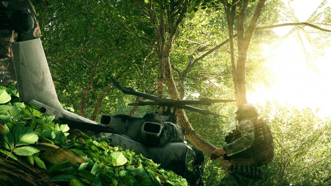 DICE divulga as 3 imagens vencedoras para a tela de carregamento do mapa Operation OutbreaK do Battlefield 4