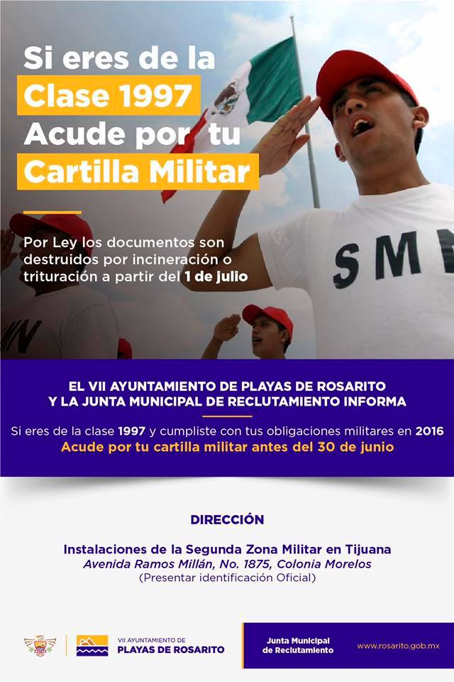 Cartilla Militar