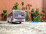 Miniatura de  ônibus a venda