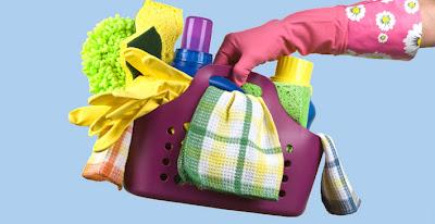 pulizie di primavera: dritte e consigli!!