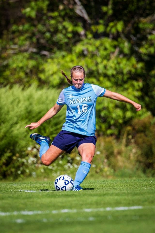 Addie LaBonte- University of Maine soccer