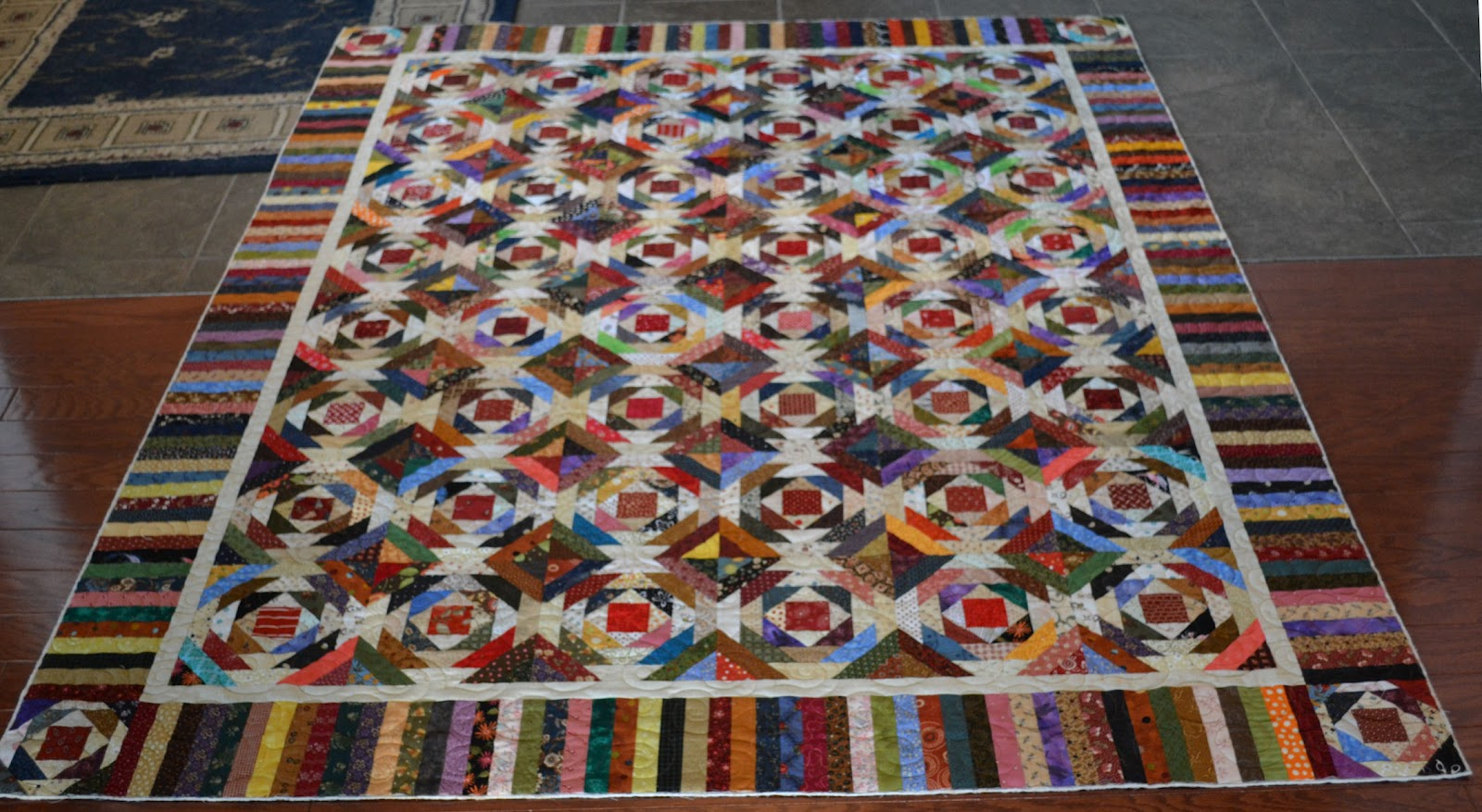 Michelle's Quilts & Stuff: Pineapple Quilt : pineapple quilt - Adamdwight.com