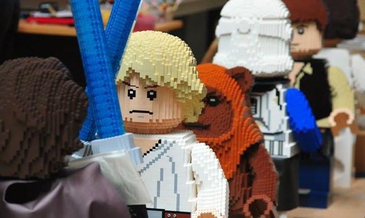 LEGO STAR WARS MINILAND KINI DI LEGOLAND MALAYSIA