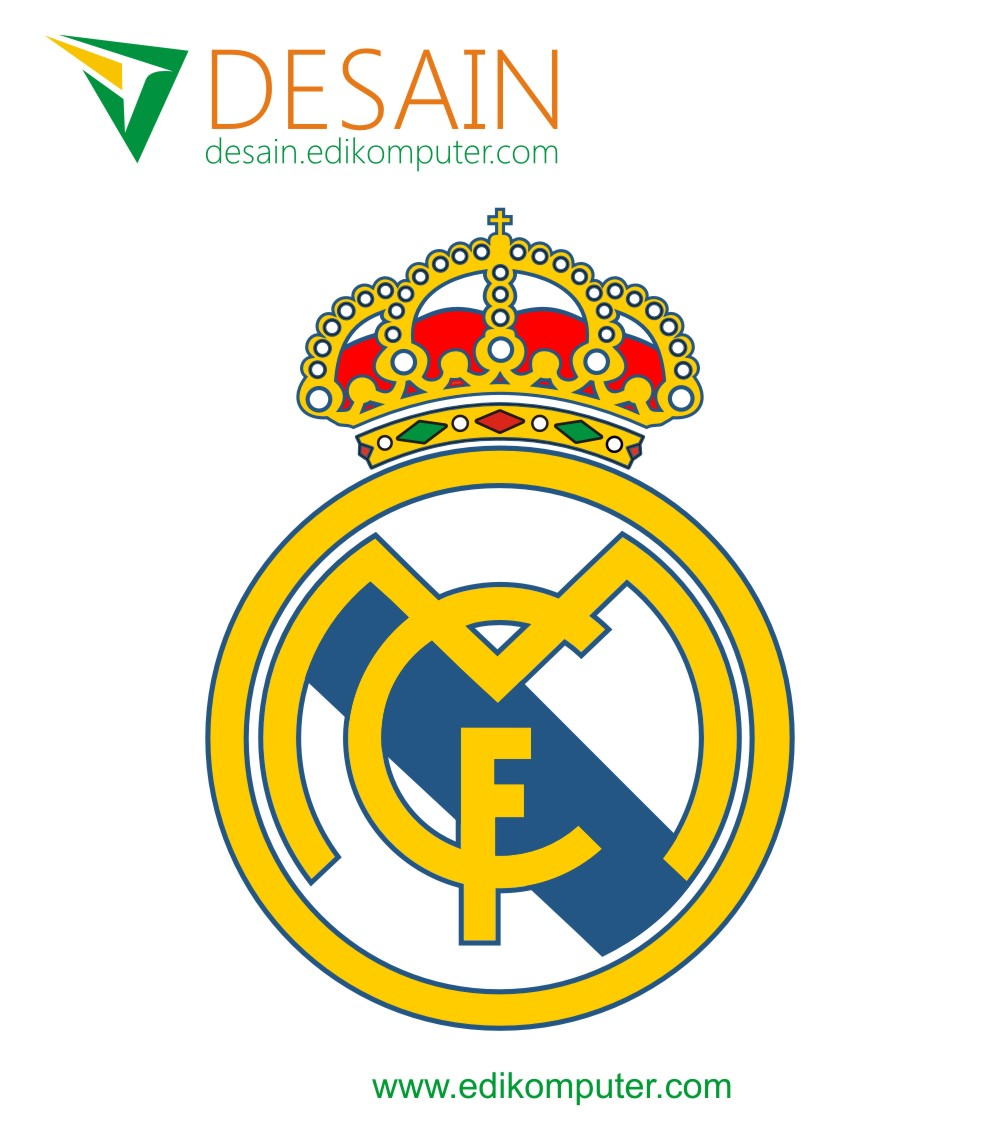 Download Logo Real Madrid Vektor CDR