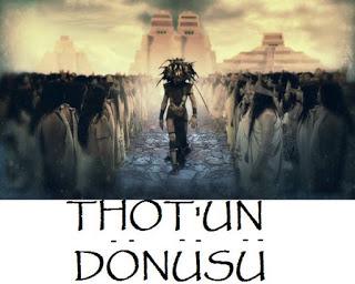 Thot'un Dönüşü ve Aztekler