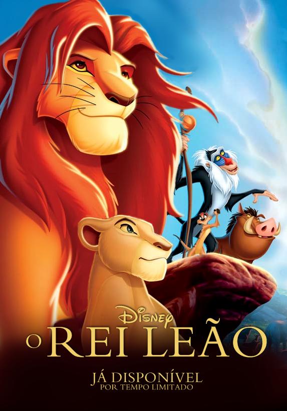 O Rei Leão – Full HD 1080p