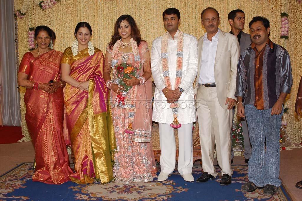 Telugu Actress Wedding Photos