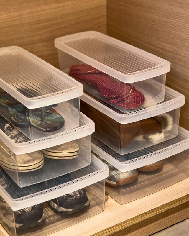 Vida organizzata dicas f ceis e teis para organizar seu - Como organizar armarios ...