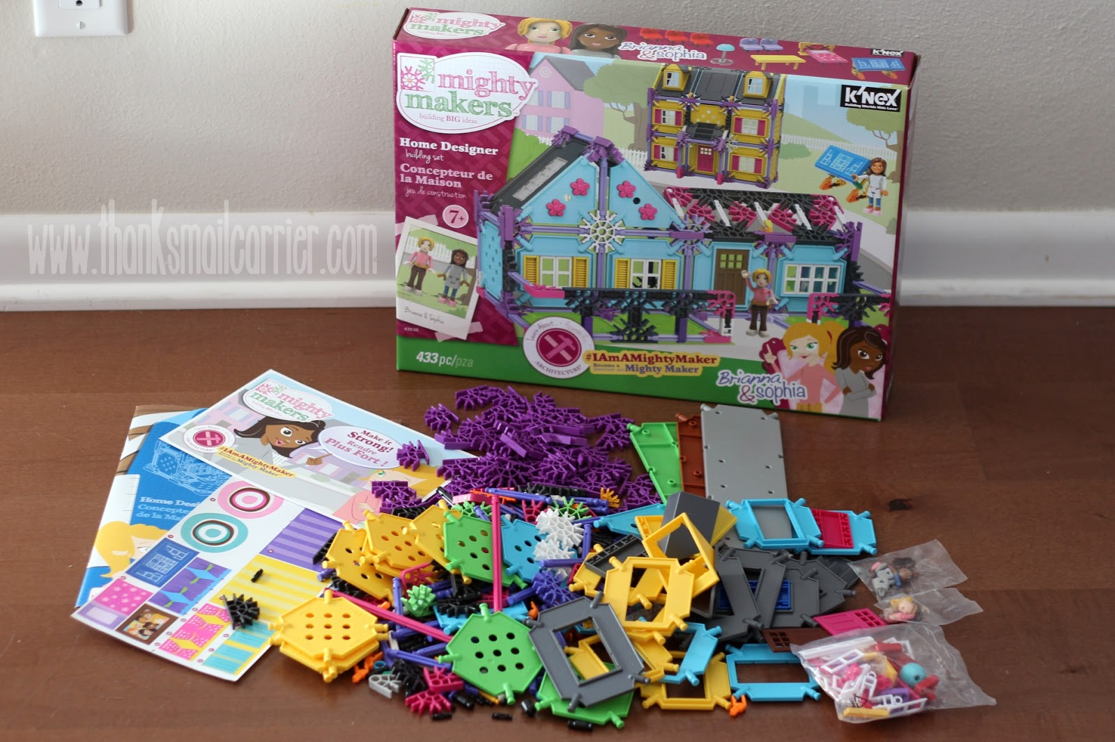 Mighty Makers Home Designer Building Set