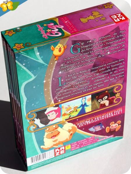 Gigi - Minky Momo - Coffret intégral 12 DVD par KAZÉ