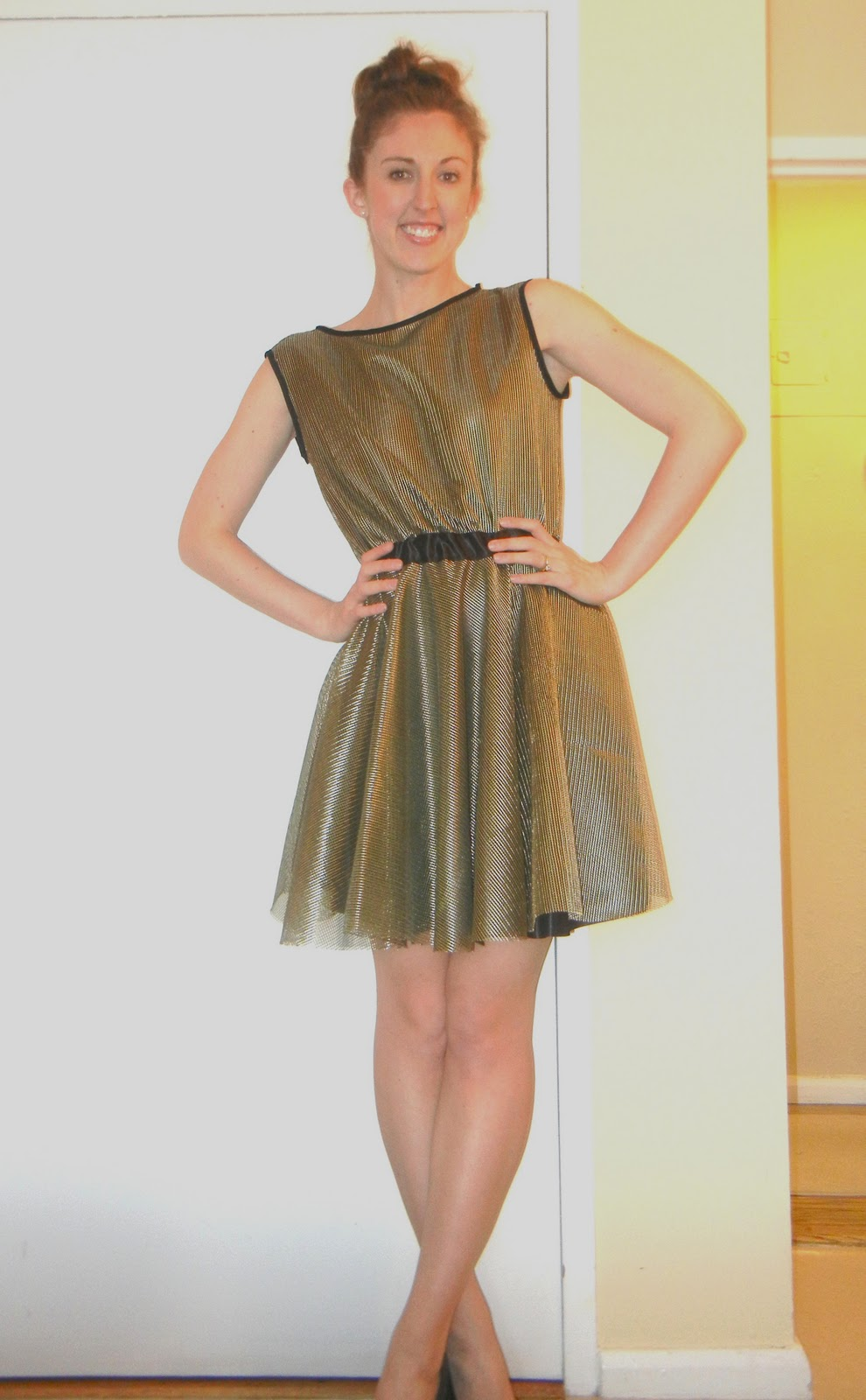 threads and thoughts and things i love: The Shiniest Dress I Will ...