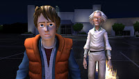 Test de Back to the Future : The Game, Ep.1  (PC-PS3)