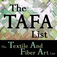 The Textile and Fiber Art List