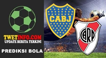 Prediksi Boca Juniors vs River Plate