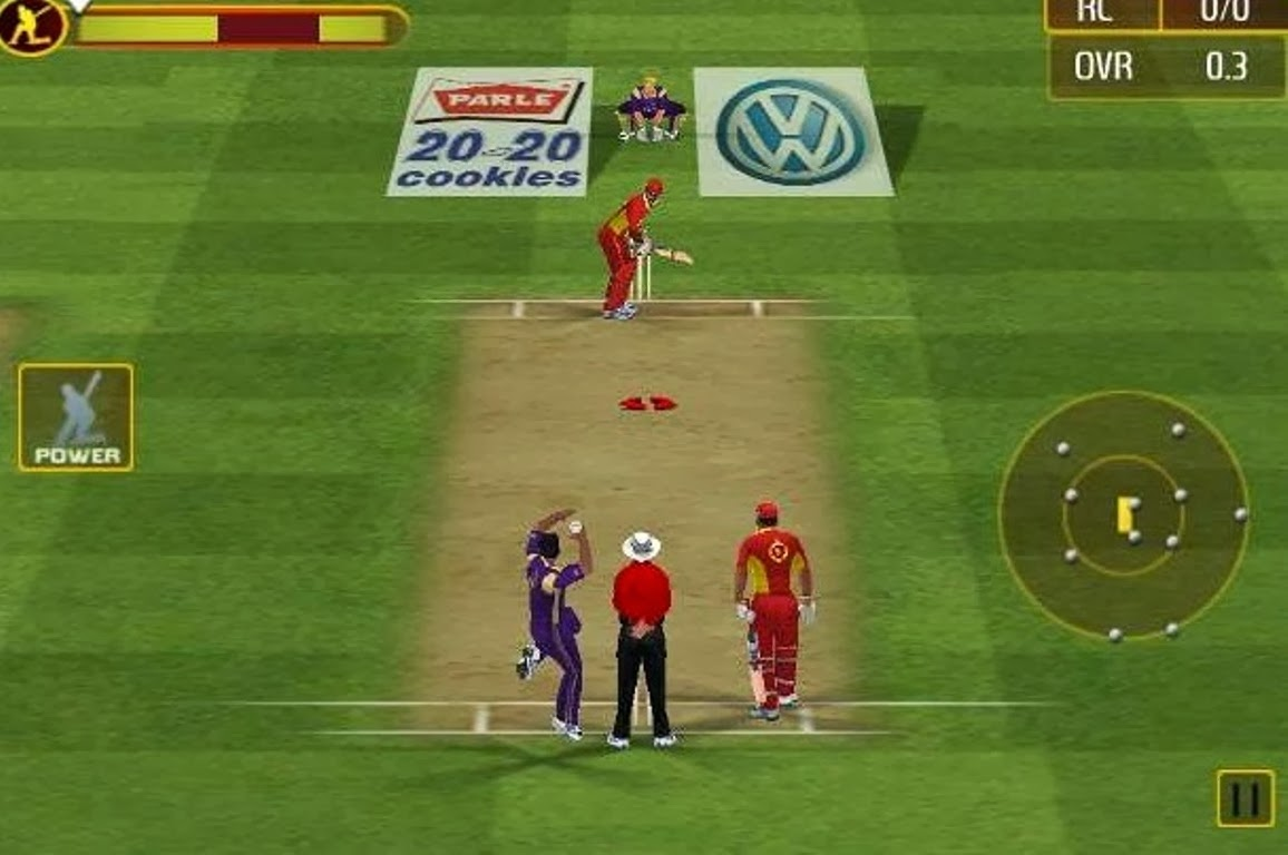 free play online cricket games 2013