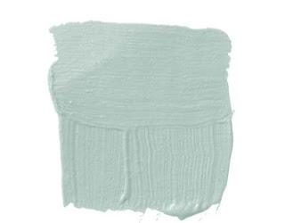 Exterior paint ideas - blue