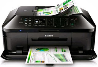 Canon PIXMA MX727 Free Download Driver