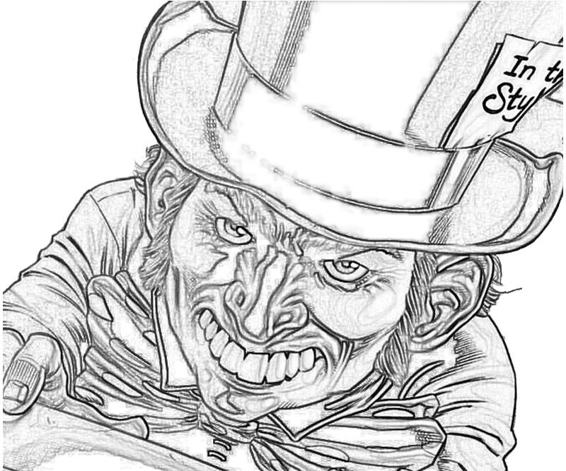 100+ ideas Batman Arkham Asylum Coloring Pages on freenewyears.download