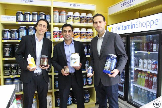 The Vitamin Shoppe llega a Guatemala.   El HIT GUATE RADIO
