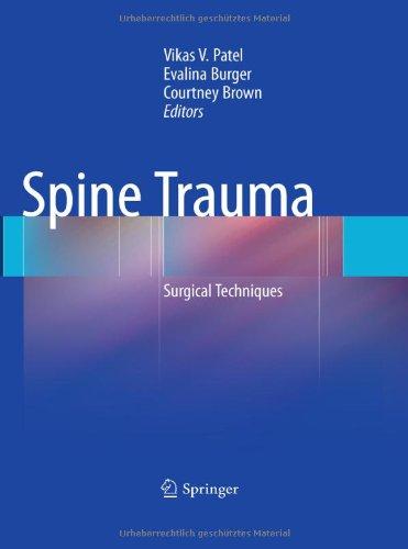Kỹ thuật Phẫu thuật trong Chấn thương Cột sống