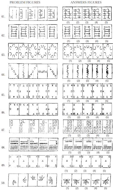 non verbal reasoning figure series pdf