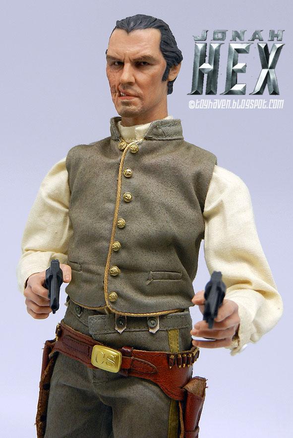 Toyhaven review 1 bbk 1 6 scale cowboy or josh brolin as jonah hex