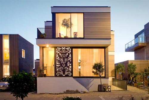 New Home Design Ideas: Modern homes designs concepts front views.