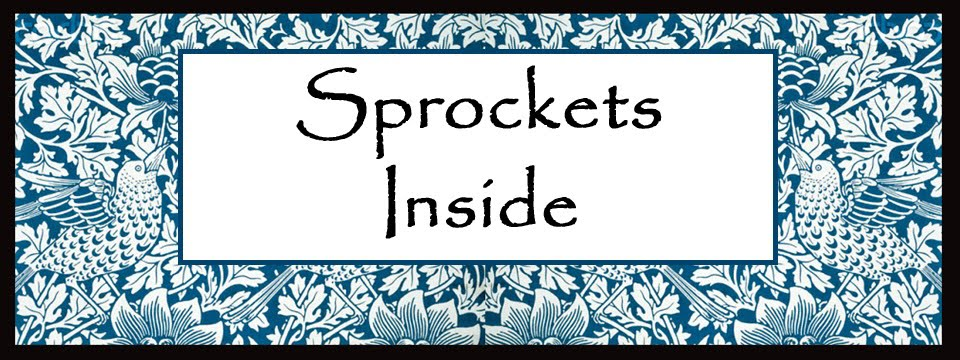SPROCKETS INSIDE
