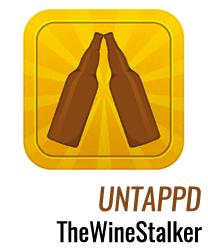 Untappd: TheWineStalker