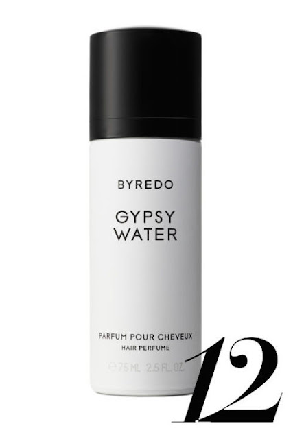12. Byredo Gypsy Water Hair Perfume