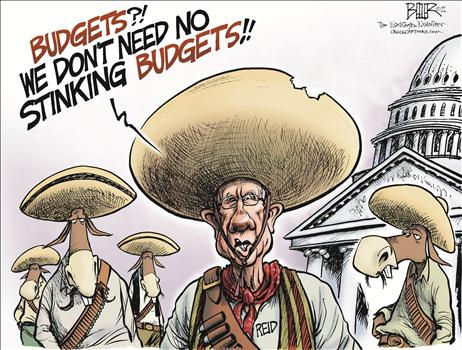 reid tables all budget bills