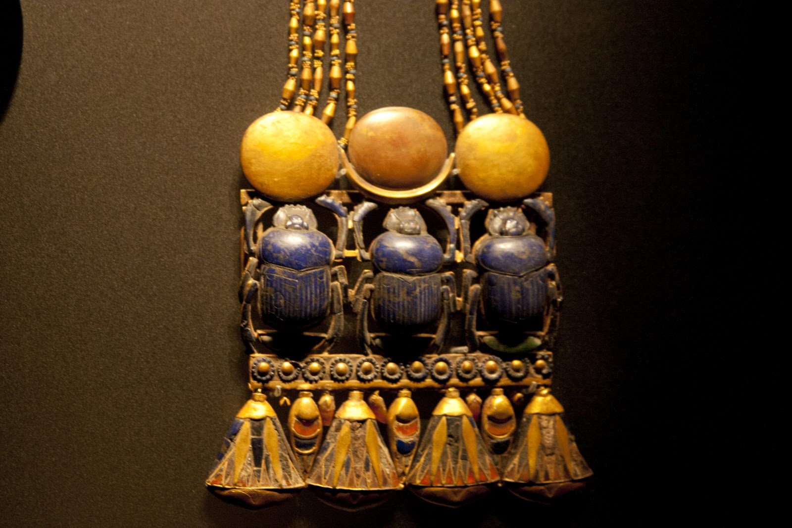 Marie Poutine's Jewels & Royals: Jewels of Ancient Egypt