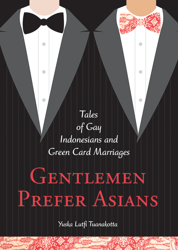 Gentlemen Prefer Asians, Yuska's debut nonfiction book is now available for preorder
