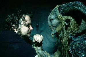 Las  criaturas fantásticas de Guillermo del Toro