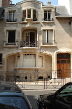 Paris Art Nouveau Hector Guimard