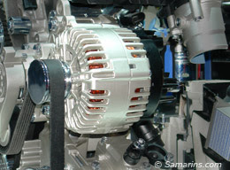 enjin elektirk kereta
