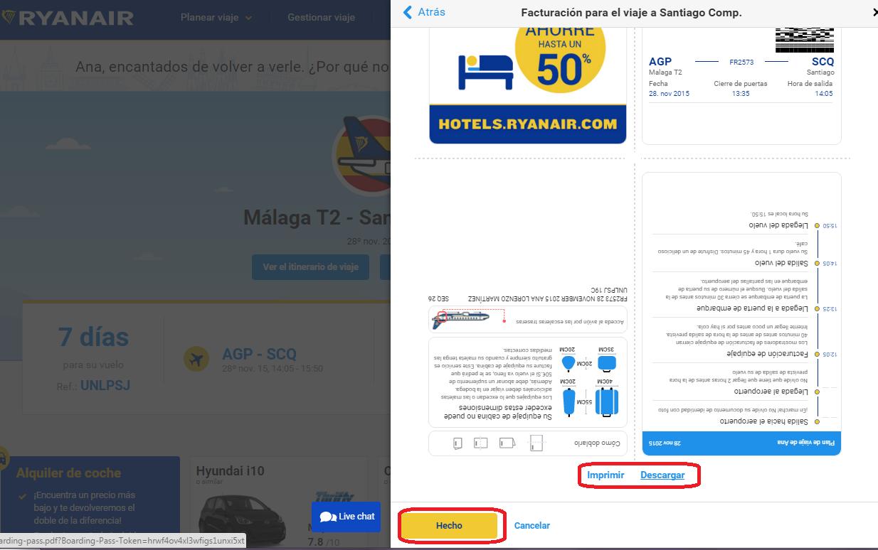 Cómo hago la tarjeta de embarque con Ryanair? | Mochileo Low Cost ...
