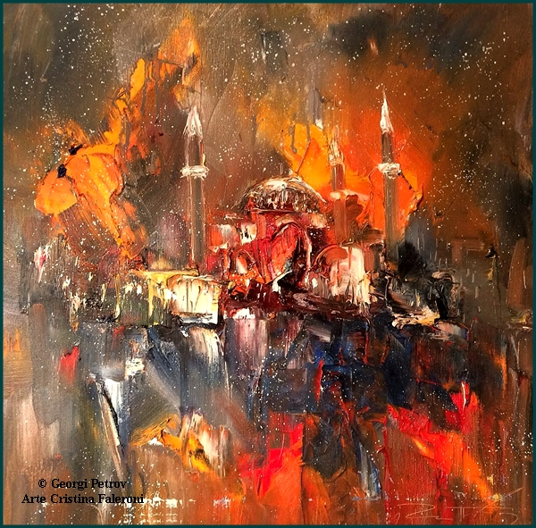 Artista Georgi Petrov