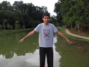 Tasik For Jogging