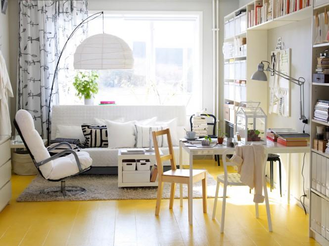 Creative & Ordinette: Ikea inspiration - arredare con Ikea